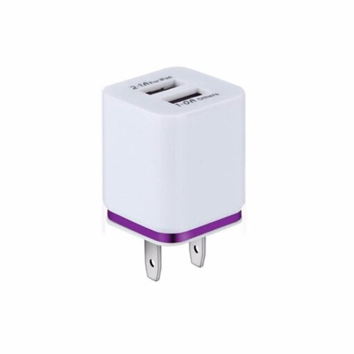 Dual USB Wall Charger 2.1 Amps