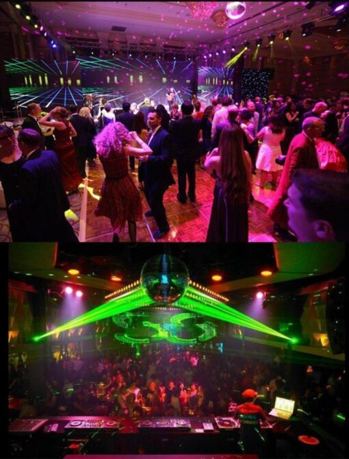 LED Disco Ball Fun Party Events