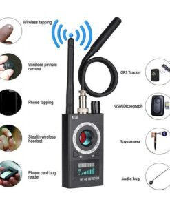 K18 Anti-spy GSM & RF Detector Features