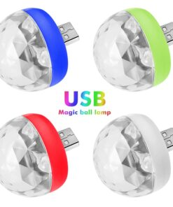 Portable Party Light Colors