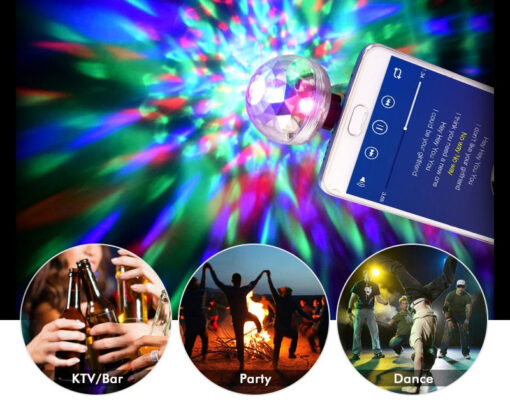 Portable Party Light Occasions