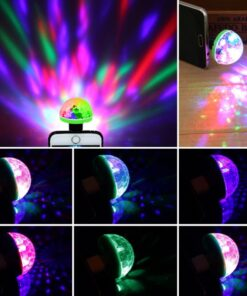 Portable Party Light Effects
