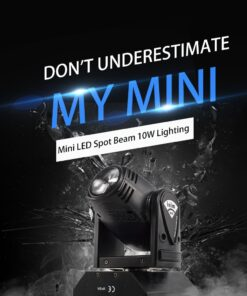 My Mini LED 10W Spot Beam