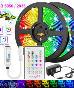 Colorful LED Tape Strip SMD 2835 SMD 5050
