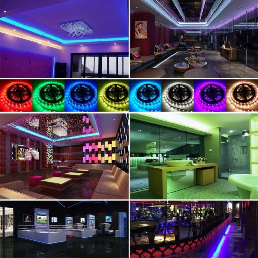 LED Tape Strip SMD 2835 SMD 5050 Many Room Uses