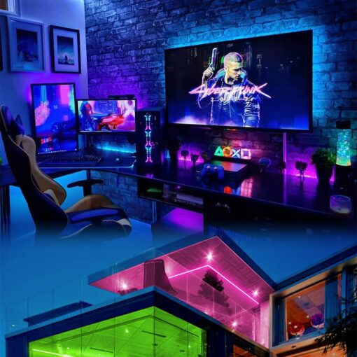 LED Tape Strip SMD 2835 SMD 5050 Entertainment Living Room