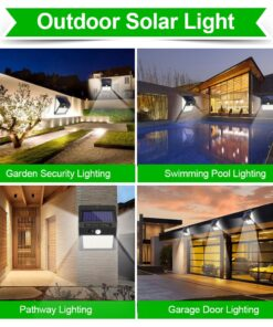 Outdoor Solar Light Purposes