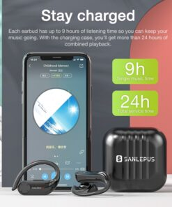 B1 – Bluetooth Earphones Case 24 Hour Charge