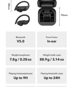 B1 – Earphones Product Parameters