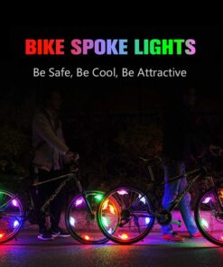 Bicycle Safety Indicator Attractive Colors