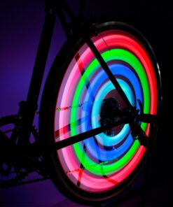 Bicycle Safety Indicators RGB