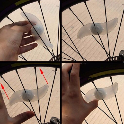 Bicycle Safety Indicator Installation