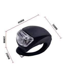Bike Mounted Safety Light Dimensions