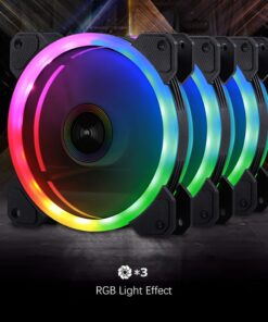 RGB Light Fan Kit