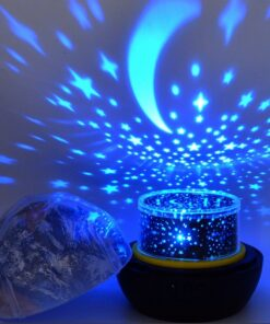 Star Skies Night Light Projection