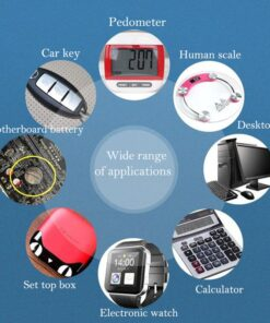 CR2016 button cell uses