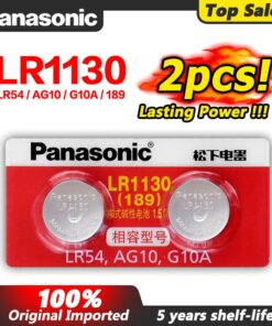 LR54 Button Cell Batteries