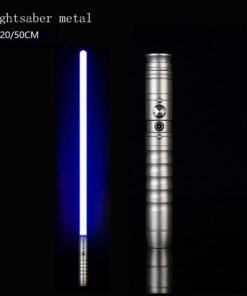 Metallic Toy Lightsaber