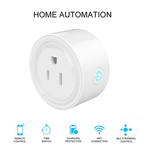 Smart Plug Home Automation With Metering