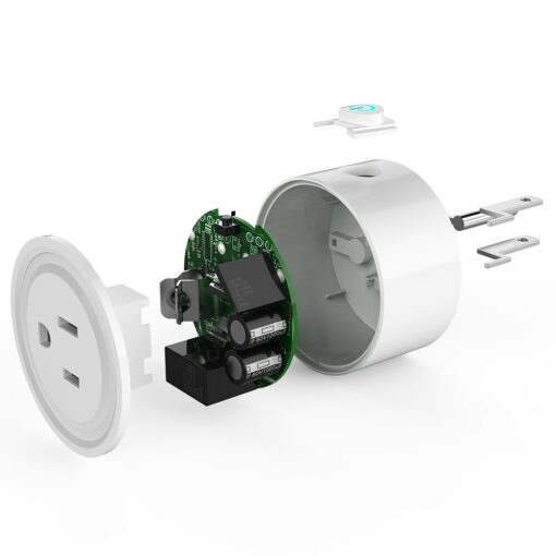 Smart Plug Home Automation Internal Circuitry