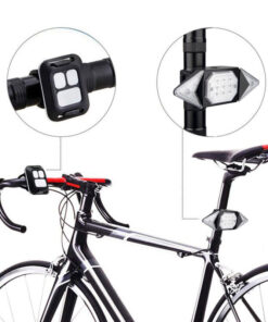 Simple Tail Light Bicycle Modification