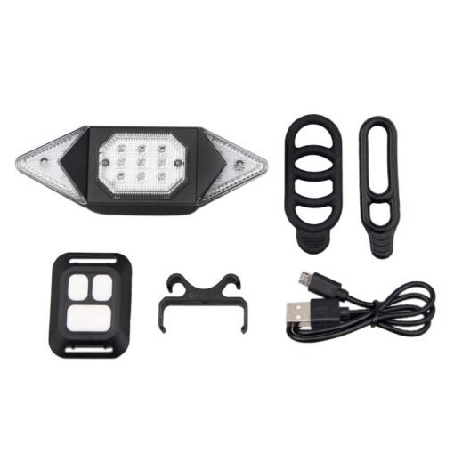 Tail Light Indicator Package & Accessories