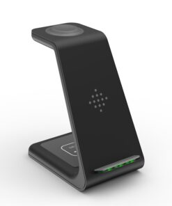Wireless Qi Charging Station Front