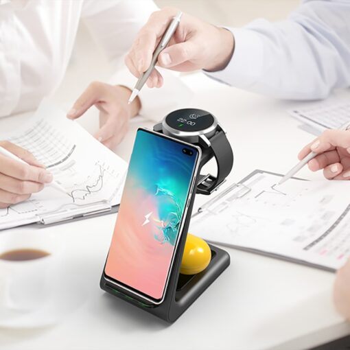 Ultimate Wireless 3 in 1 Charging Station